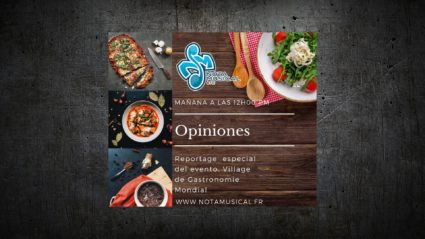 evento village de gastronomie mondial
