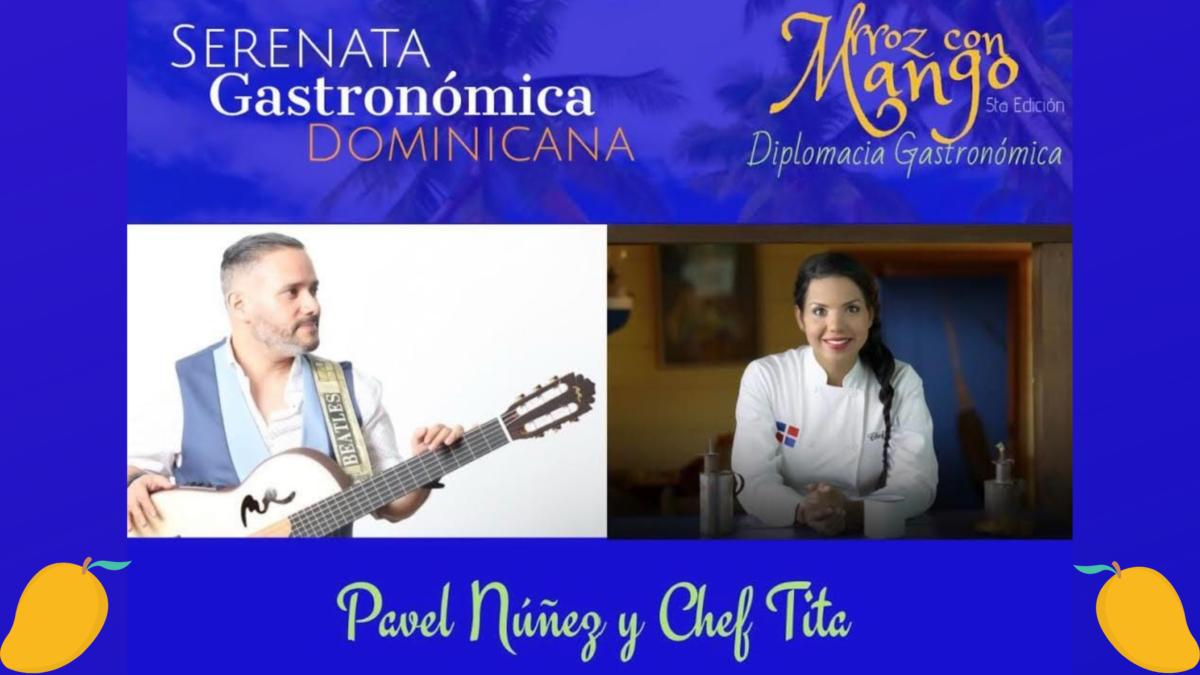 Serenata Gastronomia Dominicana